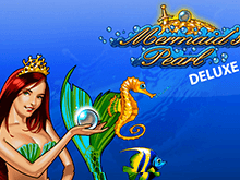 Бонус в автомате Mermaid's Pearl Deluxe